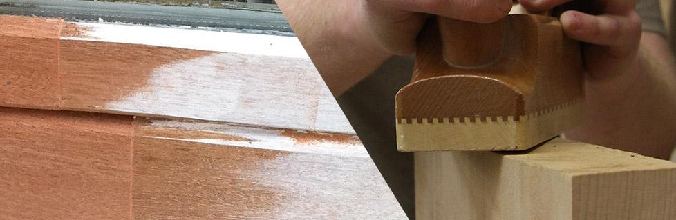 Reparaturen an Fenster, Türen, Möbeln - Tischlerei Witten